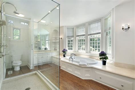 White Bathrooms Pictures by 34 Luxury White Master Bathroom Ideas Pictures