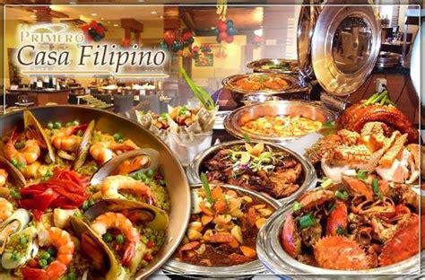 primero casa filipinos party package promo