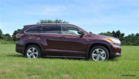 Toyota Awd 2015 Toyota Highlander Awd Limited Review
