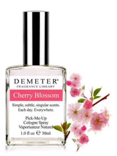 California Fragrance Spray Pengharum Mobil Cherry Blossom cherry blossom demeter fragrance perfume a fragrance for