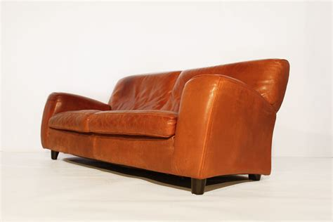 fatboy sofa molinari fatboy natural leather 3 seat sofa catawiki