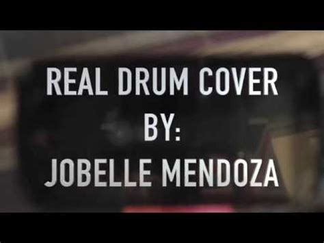 real drum cover tutorial versace on the floor real drum cover youtube