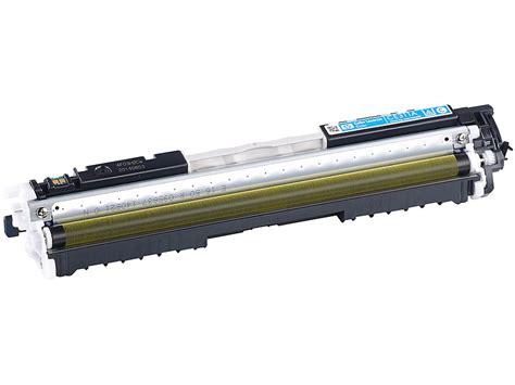 Toner Hp Laserjet 126a Cyan Orignal Ce311a hp original tonerkartusche ce311a no 126a cyan
