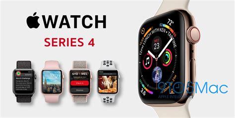Apple Series 4 Colors by หล ด ภาพ Apple Series 4 ของจร ง มาพร อมหน าจอท ใหญ ข น 15