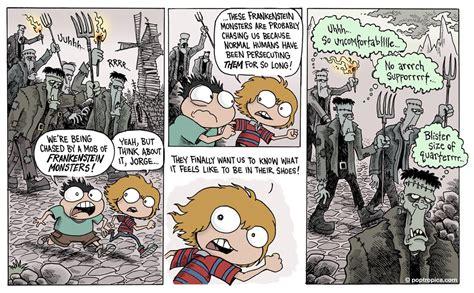 daily poptropica comic funbrain com