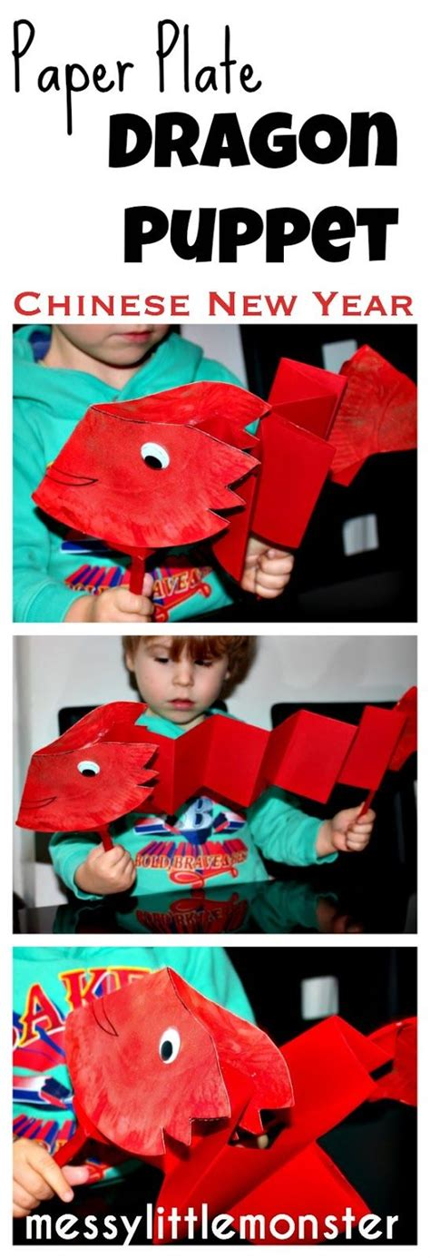 new year puppet puppet new year crafts and new year s