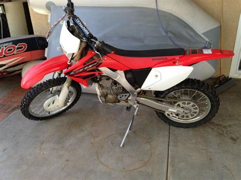 Papan No Crf250 buy 2005 honda crf250r honda 250f crf 250 no reserve on 2040 motos