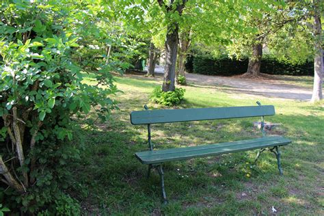 Banc Parc by Banc Dans Le Parc Jpg Massabielle Vous Accueille