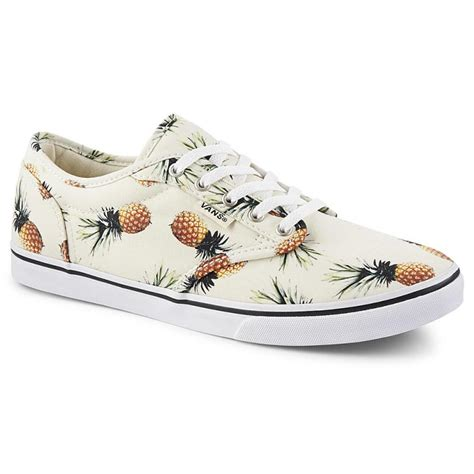 pineapple shoes vans atwood low pineapple white dd7610rs women s