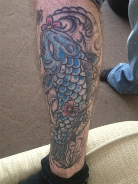 koi fish leg tattoo designs koi fish tattoos cool designs ideas their meaning
