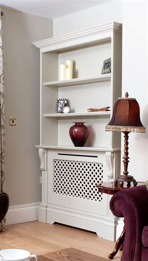 bookcases radiator cabinets radiator covers with bookcase