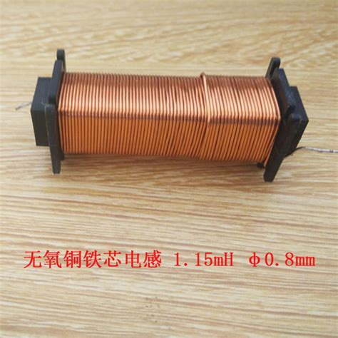 coil inductance speaker high purity oxygen free copper speaker crossover frequency division dedicated inductor coil
