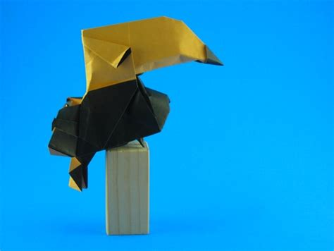 origami toucan 15 advanced origami patterns for with lots of