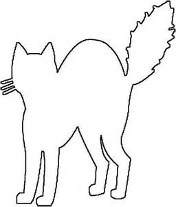 Cat Outline by Cat Outline Clipart Clipart Suggest