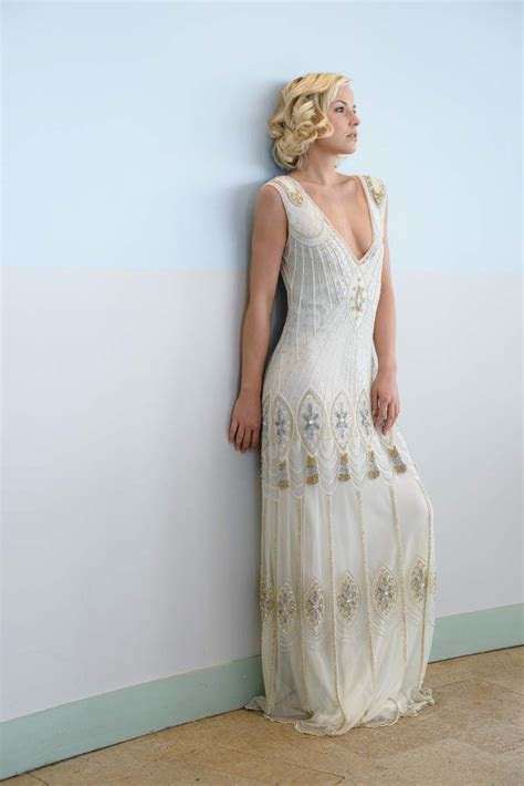 Wedding Dresses 1930 S Style by Rowe A Debut Collection Of 1920s And 1930s Inspired