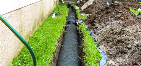 how to improve home drainage system