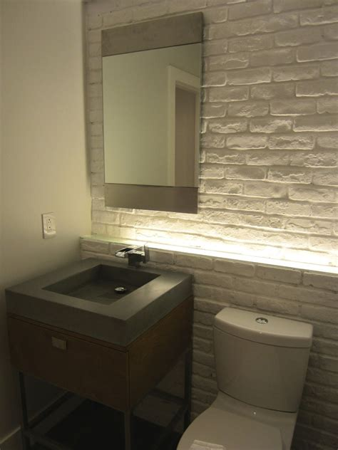 contemporary powder room small vanity mirror design modern small powder room design ideas powder room modern