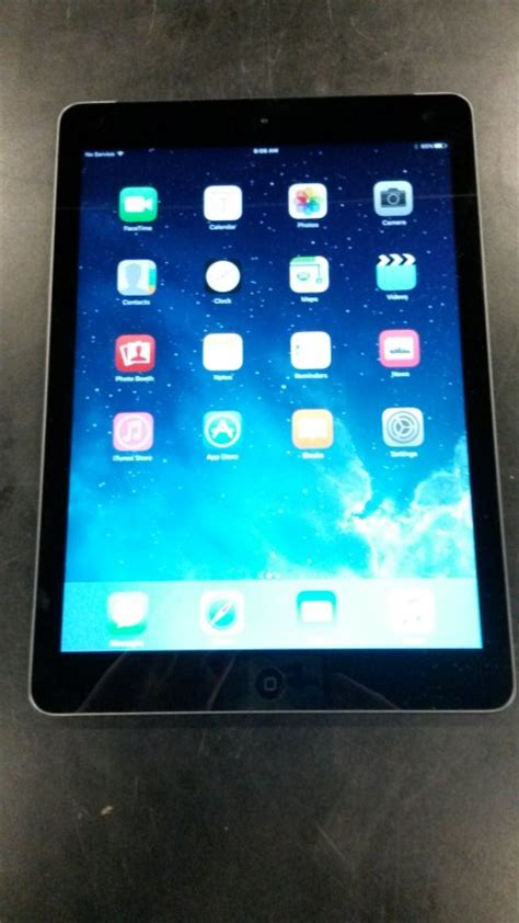Apple Air Wifi Cellular 16gb apple tablet air a1475 wifi cellular 16gb