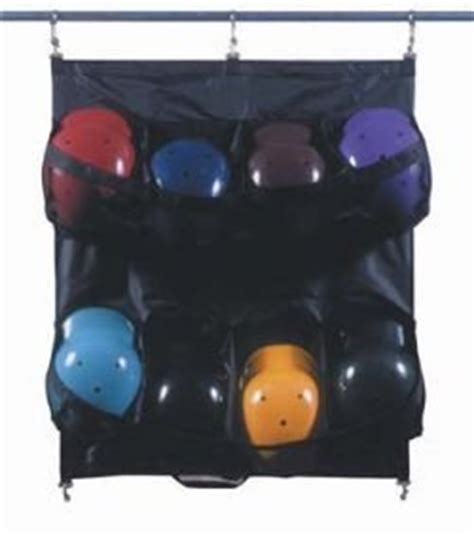 bolco vinyl batting helmet rack bag black