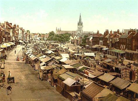 great yarmouth indoor market great yarmouth united kingdom old photos of great yarmouth in norfolk england united