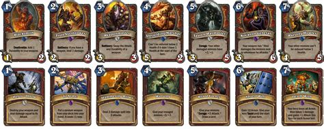 Hearthstone Gift Card - image gallery hearthstone cards
