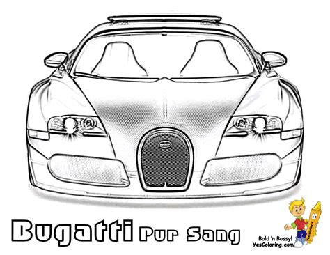 supercar drawing super fast cars coloring fast cars free bugatti