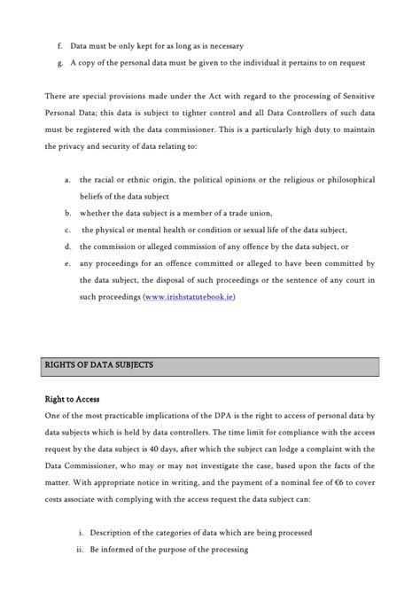 data protection act 1998 section 7 section 7 of the data protection act 28 images data