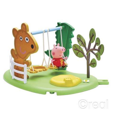 peppa pig swing new peppa pig outdoor swing or slide playset