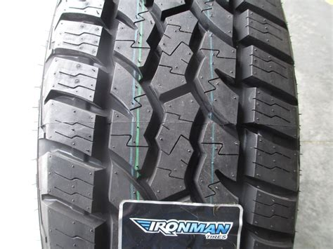 Ironman Suv Tires 4 New 265 70r17 Ironman All Country At Tires 265 70 17 R17