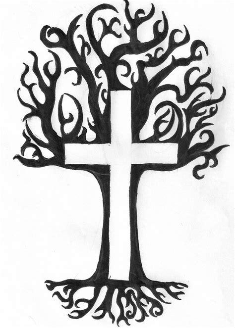 black tree tattoo design by zenchicken25 on deviantart