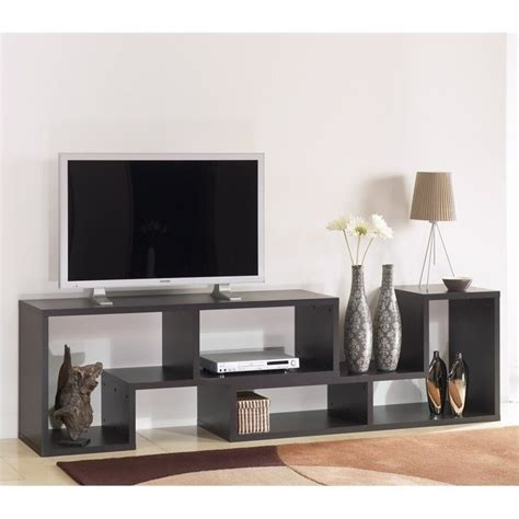 tv stand with bookshelves bookcase tv stand in coffee 7154020