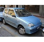 2004 Fiat SeicentoJPG  Wikimedia Commons