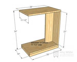 c tables for sofas 596 best images about diy furniture on