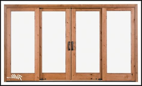 Ideas Pella Sliding Doors Collection Pella 4 Panel Sliding Door Pictures Woonv Handle Idea