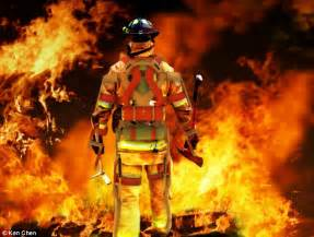 picture of a fireman fireman the hi tech exoskeleton that can give