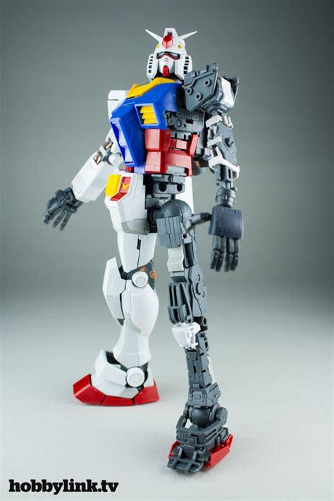 Mainan Lego Gundam 1 gunpla tv episode 124 gundam mg rx 78 2 3 0