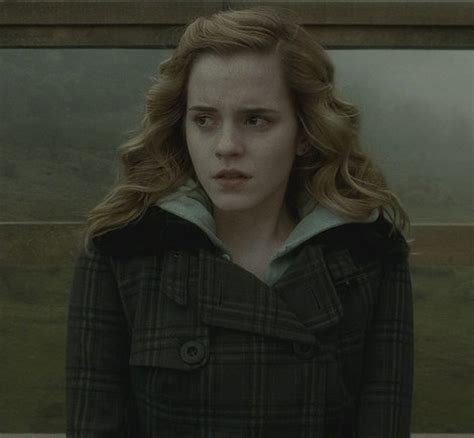 hermione granger played by hermione granger and harry potter and the half blood