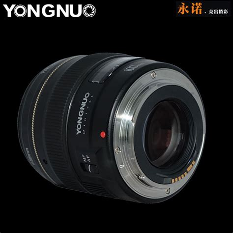 new yongnuo yn 100mm f 2 lens photo rumors