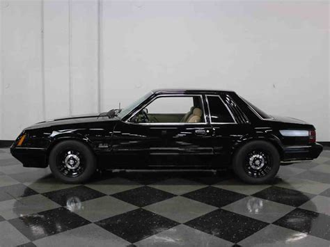 ssp mustang 1986 ford mustang ssp interceptor for sale classiccars