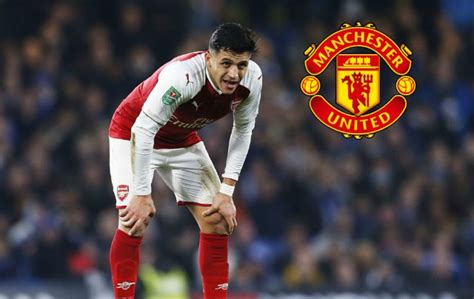 alexis sanchez united arsenal transfer news alexis sanchez tipped to pick man city
