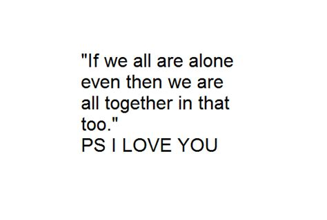 ps i you ps i you quotes