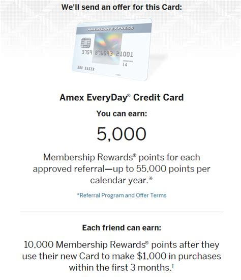 make my trip credit card offers american express refer a friend 10 000 membership