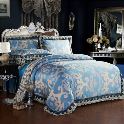 Quilt Comforter Sets King by 2016 4pcs Bedding Sets Top Class Cotton Tencel Bedding Set