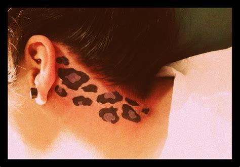 tattoo printer on skin top 25 best leopard print tattoos ideas on pinterest