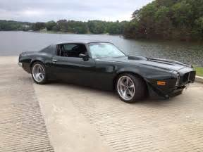 Year One Pontiac 1973 Yearone Mcq Trans Am Other Cars I D Drive