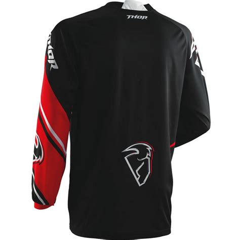 thor motocross jerseys thor phase s14 stripe motocross jersey motocross jerseys