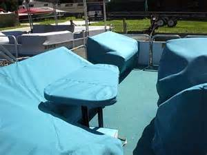 Seat Covers For Pontoon Boats Seat027 Lakeside Canvas