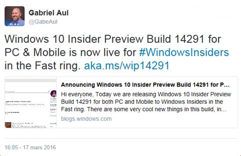 windows 10 mobile build 14291 video review on lumia 640 windows 10 insider preview professionnel th2 rs1 1511