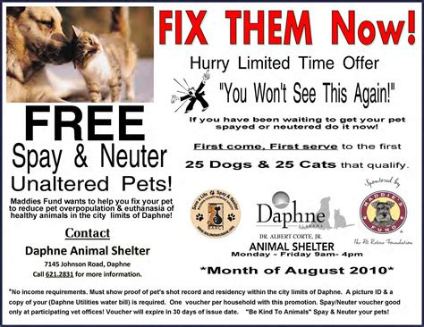 how much is it to get a neutered spay and neuter vouchers inland empire low cost spay and neuter programs coeur d