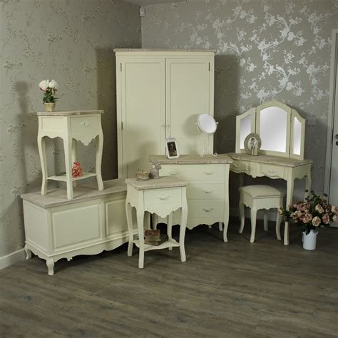 cream bedroom furniture cream bedroom furniture dressing table set bedside chest